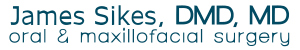 Dr. James Sikes DMD-MD Logo